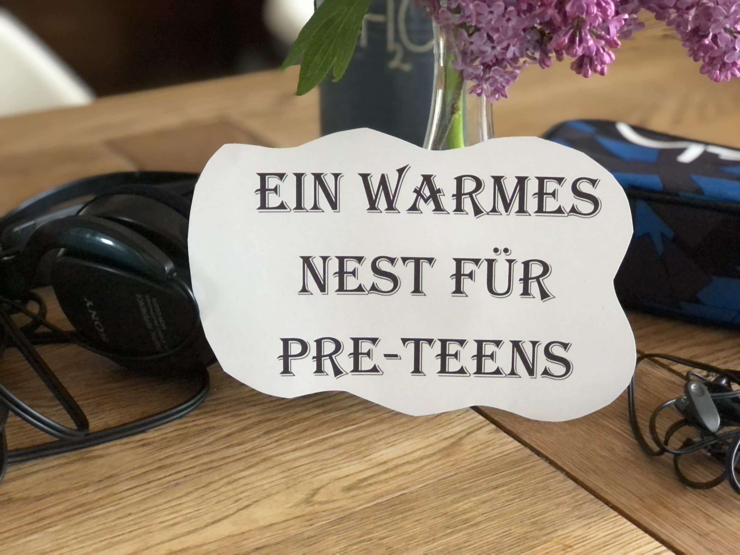 Pre-Teens_Pubertät